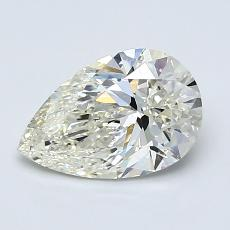 Recommended Stone #2: 1.21-Carat Pear Shaped