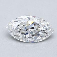 1.01-Carat Marquise Diamond Very Good D VS2