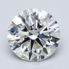 Recommended Stone #1: 2.17-Carat Round Cut Diamond