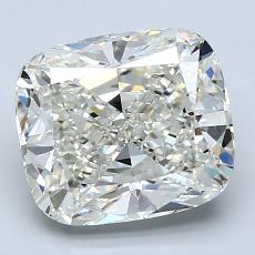 推薦鑽石 #3: 3.10 Carat Cushion Cut