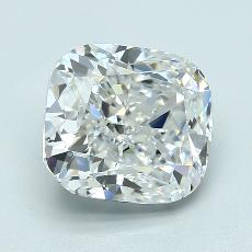 Recommended Stone #4: 3,53-Carat Cushion Cut Diamond