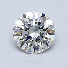 Recommended Stone #3: 1,13-Carat Round Cut Diamond