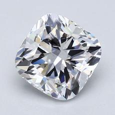 Recommended Stone #3: 2,01-Carat Cushion Cut Diamond