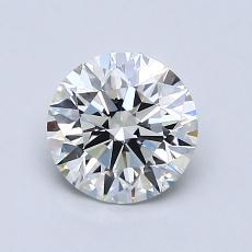Recommended Stone #4: 1.00-Carat Round Cut