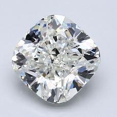 推荐宝石 3:2.23 克拉垫形钻石