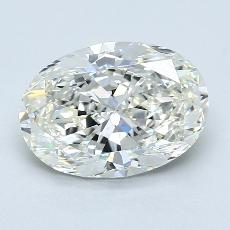 Recommended Stone #3: 2.51-Carat Oval Cut Diamond