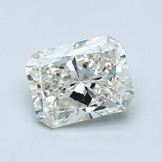 推薦鑽石 #3: 1.00  克拉雷地恩明亮式切割鑽石