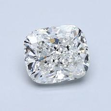 Recommended Stone #2: 1,01-Carat Cushion Cut Diamond