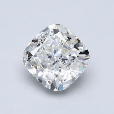 Recommended Stone #4: 1.07-Carat Cushion Cut Diamond
