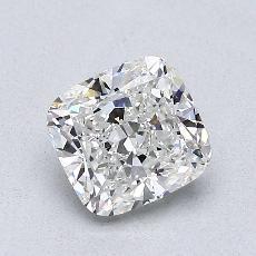 1.01 Carat 垫形 Diamond 非常好 H VVS1