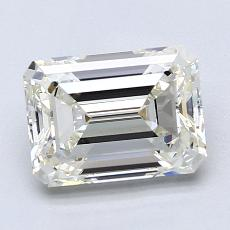 Recommended Stone #3: 2.02-Carat Emerald Cut Diamond