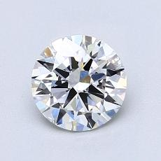 Recommended Stone #4: 1,00-Carat Round Cut Diamond