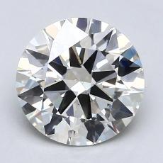 1.51 Carat 圓形 Diamond 理想 I VS2