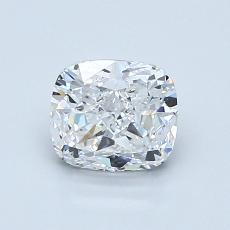 推薦鑽石 #4: 1.01 克拉墊形切割