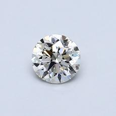 Recommended Stone #2: 0.40-Carat Round Cut Diamond