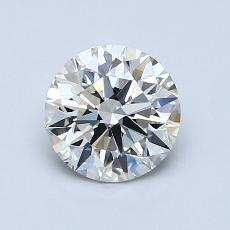 Recommended Stone #1: 1.05-Carat Round Cut