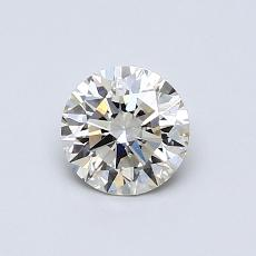 Recommended Stone #3: 0.60-Carat Round Cut Diamond