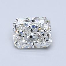 Pierre recommandée n°4: Diamant taille radiant 0,90 carats