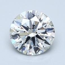 Recommended Stone #2: 1.45-Carat Round Cut