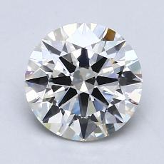 1.20 Carat 圆形 Diamond 理想 H VS1