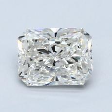 推薦鑽石 #2: 1.01 克拉雷地恩明亮式切割