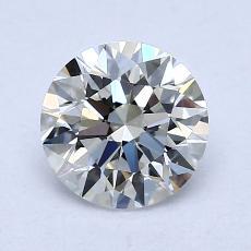 1,25 Carat Rond Diamond Idéale G VS1