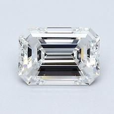 Recommended Stone #1: 1.02-Carat Emerald Cut Diamond