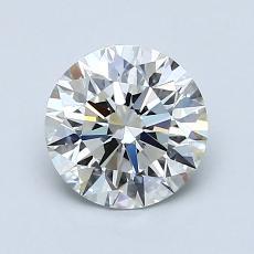 Pierre recommandée n°3: Diamant taille ronde 1,16 carat