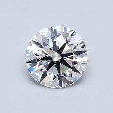 Recommended Stone #3: 0.78-Carat Round Cut