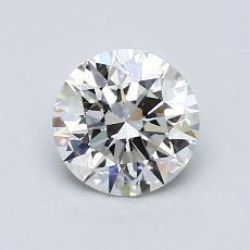 1.01 Carat Redondo Diamond Ideal I VVS1