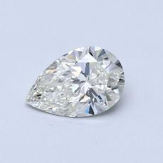 Recommended Stone #1: 1.02-Carat Pear Shaped