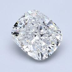 Recommended Stone #1: 1.70-Carat Cushion Cut Diamond