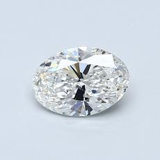Recommended Stone #3: 0.60-Carat Oval Cut