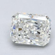 Recommended Stone #1: 1,51-Carat Radiant Cut Diamond