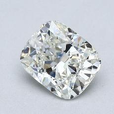 1.01-Carat Cushion Diamond Very Good I VS1