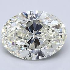 推荐宝石 1:2.71克拉椭圆形切割钻石