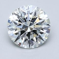 Recommended Stone #2: 1.56-Carat Round Cut