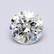 1.20 Carat 圓形 Diamond 理想 I VVS1