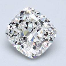 推薦鑽石 #2: 2.11 Carat Cushion Cut