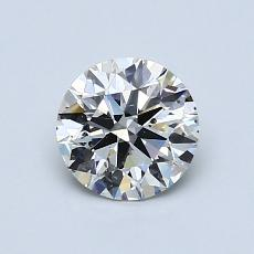 Recommended Stone #2: 0.80-Carat Round Cut