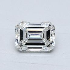 Recommended Stone #3: 0.90-Carat Emerald Cut