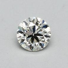 推薦鑽石 #3: 0.40  克拉圓形切割