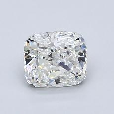 Recommended Stone #3: 1,00-Carat Cushion Cut