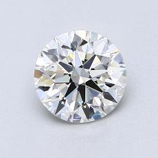 1.01 Carat Redondo Diamond Ideal I VVS2