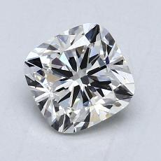 1,06 Carat Cojin Diamond Muy buena G VS1