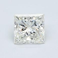 Recommended Stone #3: 1.40-Carat Princess Cut
