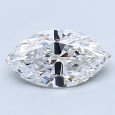 Recommended Stone #3: 1.12-Carat Marquise Cut