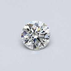 Recommended Stone #4: 0.32-Carat Round Cut