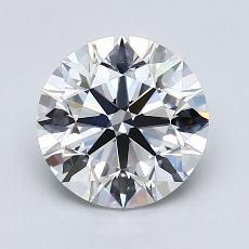 推薦鑽石 #2: 1.64  克拉圓形切割