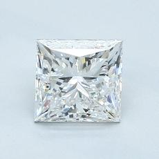 Recommended Stone #2: 1.06-Carat Princess Cut